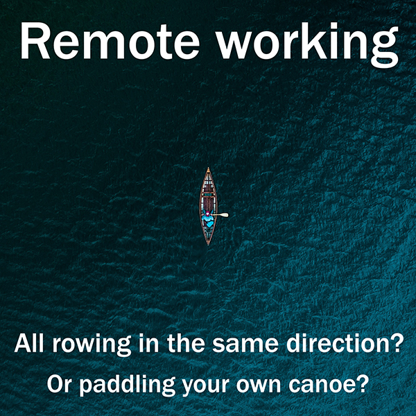 managing and supporting remote workers